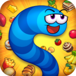 Snake Zone .io – New Worms Slither Game For Free 1.2.1 APK MOD Unlimited Money