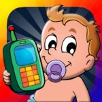 Baby Phone Game for Kids Free – Cute Animals APK MOD Unlimited Money