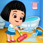 Home and Garden Cleaning Game – Fix and Repair It APK MOD Unlimited Money