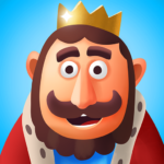 Idle King Tycoon Clicker Simulator Games 0.3.95 APK MOD Unlimited Money