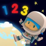 Pocoyo 1 2 3 Space Adventure Discover the Stars APK MOD Unlimited Money