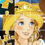 Princess Puzzles and Painting APK MOD Unlimited Money