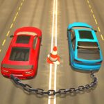 Chained Car Racing Games 3D APK MOD Unlimited Money