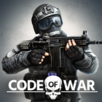 Code of War Online Gun Shooting Games APK MOD Unlimited Money