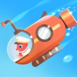 Dinosaur Submarine Games for kids toddlers APK MOD Unlimited Money
