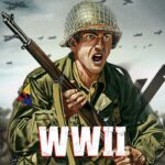 Medal Of War WW2 Tps Action Game APK MOD Unlimited Money