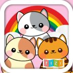 My Cat Town – Free Pet Games for Girls Boys APK MOD Unlimited Money