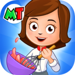 My Town Bakery – Cooking Baking Game for Kids APK MOD Unlimited Money