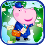 Post office game Professions Postman APK MOD Unlimited Money