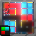 Dots and Boxes Neon 80s Style Cyber Game Squares 2.1.16 APK MOD Unlimited Money