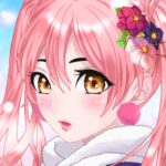 Anime Dress Up Queen Game for girls 0.4 APK MOD Unlimited Money