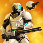 CyberSphere TPS Online Action-Shooting Game 2.50 APK MOD Unlimited Money
