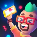 Idle Tiktoker Get followers and become celebrity 1.1.10 APK MOD Unlimited Money