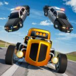 Mini Car Games Police Chase 1.4 APK MOD Unlimited Money