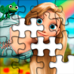 Princess Puzzles – Games for Girls APK MOD Unlimited Money