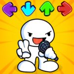 FNF Funky Town Music Adventure APK MOD Unlimited Money