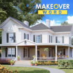 Makeover Word Home Design Word Connect Game APK MOD Unlimited Money