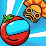 Red Bounce Ball Heroes 1.22 APK MOD Unlimited Money