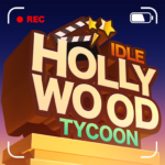 ldle Hollywood Tycoon APK MOD Unlimited Money