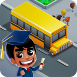 Idle High School Tycoon – Management Game APK MOD Unlimited Money
