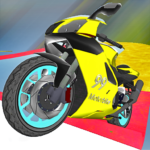 Motorcycle Escape Simulator – Fast Car and Police APK MOD Unlimited Money