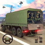 New Army Truck simulator Free Driving Games 2021 APK MOD Unlimited Money