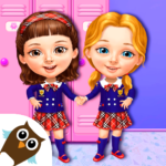 Sweet Baby Girl Cleanup 6 – School Cleaning Game APK MOD Unlimited Money