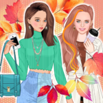 Autumn fashion game for girls APK MOD Unlimited Money
