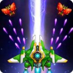 Galaxy Attack-space shooting games APK MOD Unlimited Money