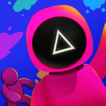 Squid Game Online Multiplayer Survival Party APK MOD Unlimited Money